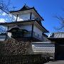 石川櫓と一の門