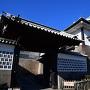 石川門一の門と続櫓