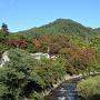 神川と砥石城跡
