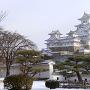 冬の姫路城[提供:姫路市]