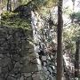吉川屋敷石垣