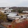 戌亥櫓台からの眺め