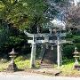 鍋島元武創建「烏森稲荷神社」