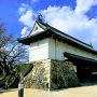 鯱の門 (城内より)