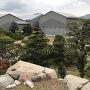 天守台からみた本丸庭園