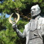 若き日の徳川家康公像