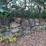 京都御苑内旧二条城復元石垣