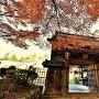 百済寺表門