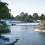 岡山後楽園(冬)[提供:岡山県観光連盟]