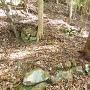 石取場の石積み