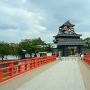 清州城 大手橋