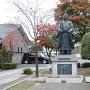 足利尊氏の像