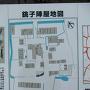 銚子陣屋地図