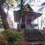 主曲輪にある愛宕神社