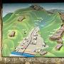 小谷城跡絵図