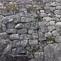 鉄門脇の本丸石垣