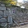 中御門の石垣