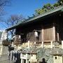 神明生田神社本殿