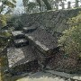本丸跡東石垣
