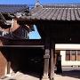 旭城 移築門