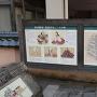 柴田公園入口の案内板