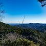モロドノ曲輪からの眺望