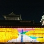 名古屋城夜会 本丸御殿プロジェクションマッピング