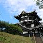 三階櫓(本丸側より)