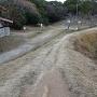 焼米ヶ原土塁線