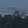 戌山より大野城全景
