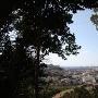 櫓跡から見た風景