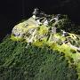 岐阜城のジオラマ模型