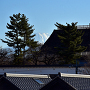 本丸天守台と富士
