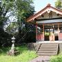 松尾崎神社社殿