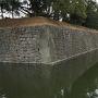 外堀と石垣