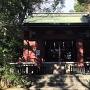 熊野神社(新井宿城主郭)