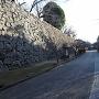 津山城 三の丸石垣