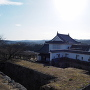 津山城 天守台から備中櫓