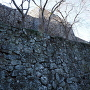 津山城 腰巻櫓の石垣