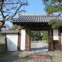 移築門(聖衆来迎寺)