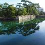 高松城 内堀