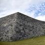 一の郭の城壁