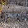 先達城付近の石垣