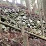 西郭の石垣