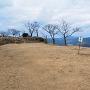 黒井城 二の丸跡
