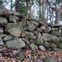 馬屋の石垣