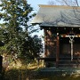 金比羅郭にある城山不動尊