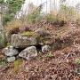 虎口の石垣