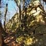 石垣◆南西隅部
