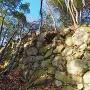 石垣◆南側